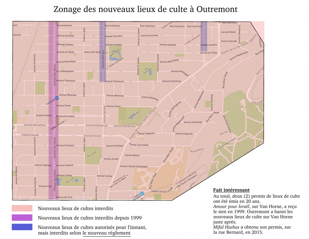 Plan d'Outremont